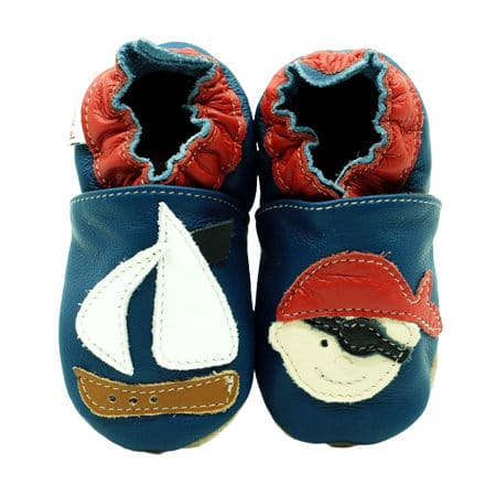 chausson pirate souple